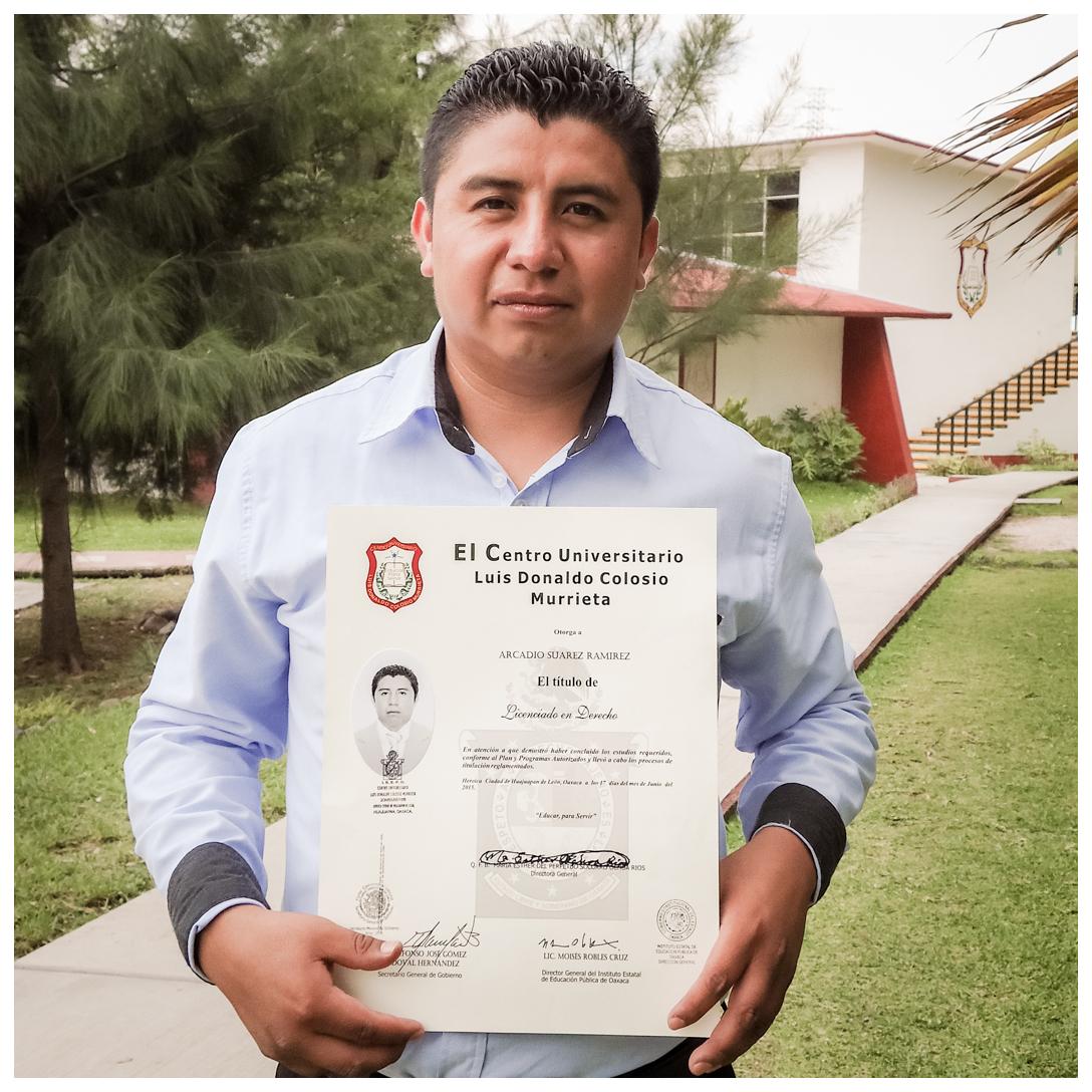 Lic. Arcadio Suarez Ramirez