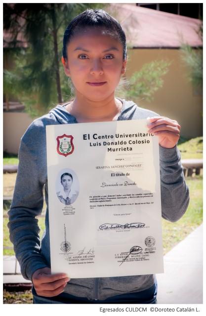 Mtra. Serafina Sanchez Gonzalez