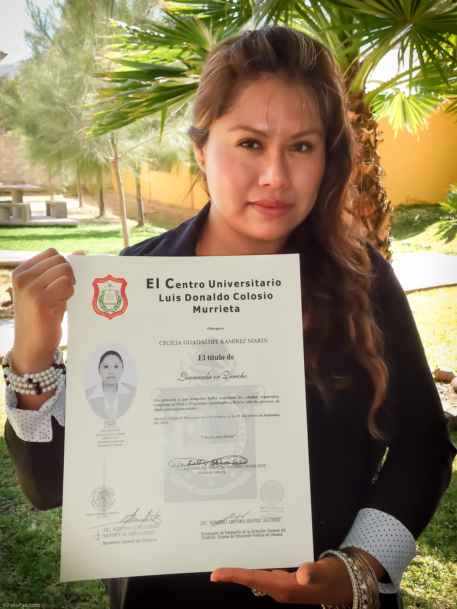 Lic. Cecilia Guadalupe Ramirez Marin
