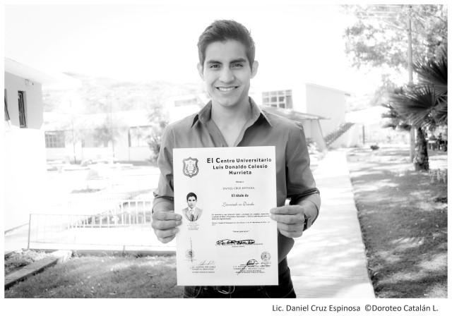 Lic. Daniel Cruz Espinosa
