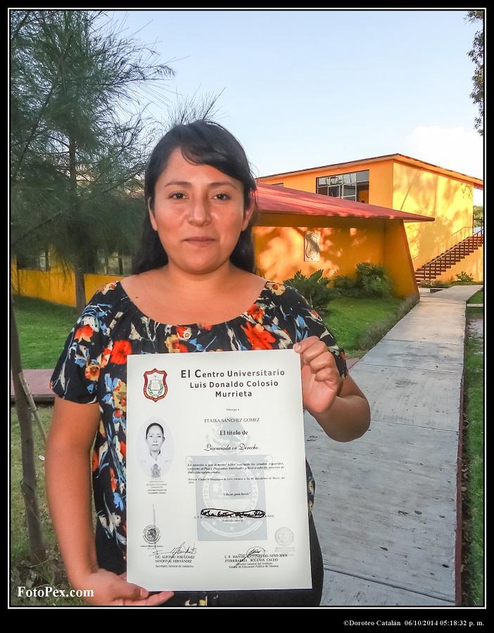 Lic Etaira Sánchez Gómez