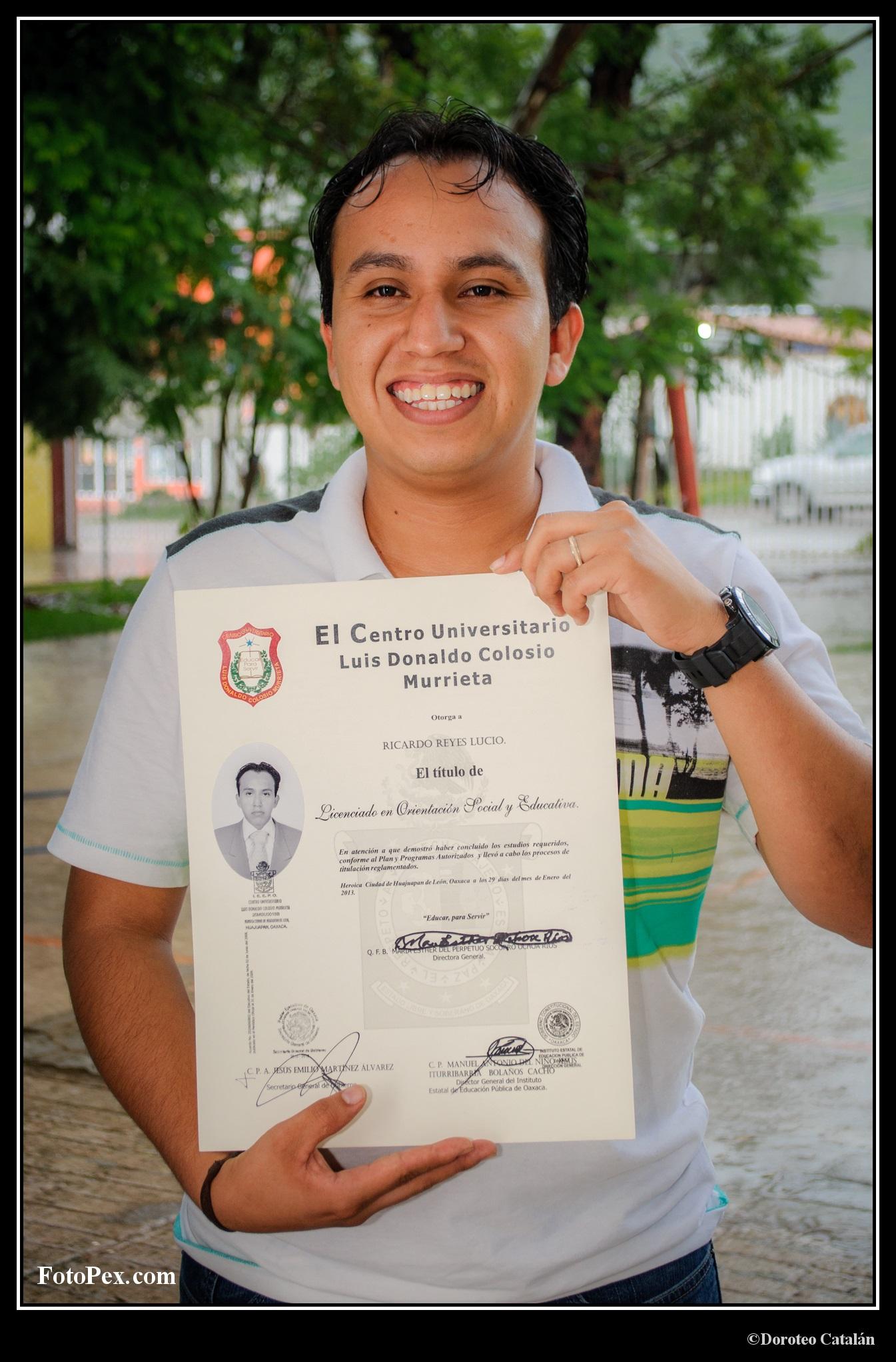 Lic. Ricardo Reyes Lucio