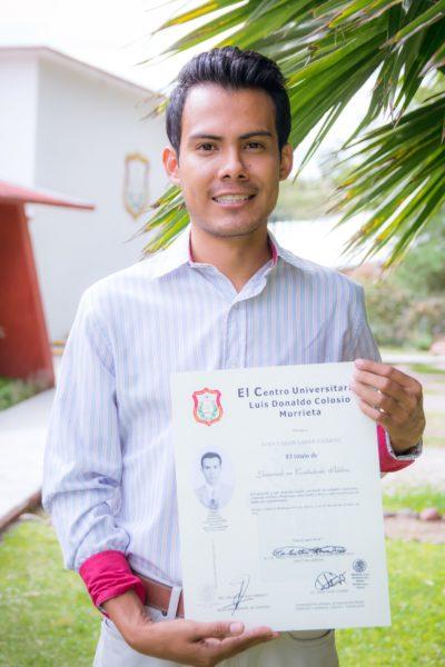 Lic. Juan Carlos Larios Vazquez