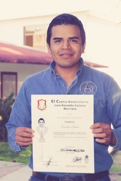 Lic. Luis Enrique Gonzalez Cortes