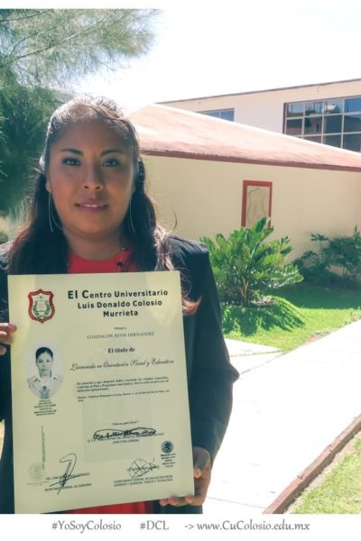Mtra. Guadalupe Reyes Hernandez